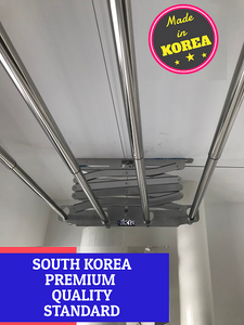 Winch System Ceiling Rack - WR-20-SS-1.3M (Drop down height 1.3m)
