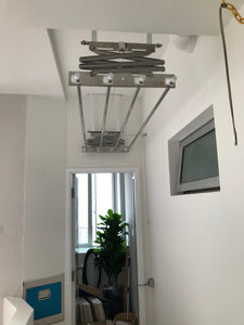 Winch System Ceiling Rack - WR20