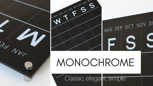link to siisti monochrome collection