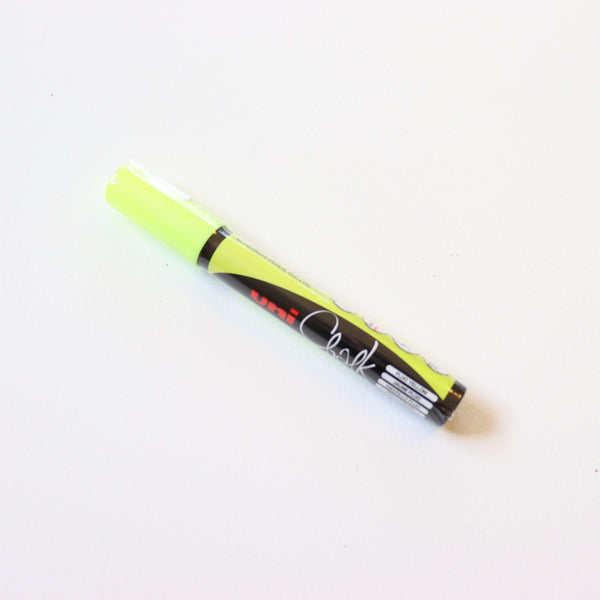 Coloured Uniball Wet Erase Chalk Marker