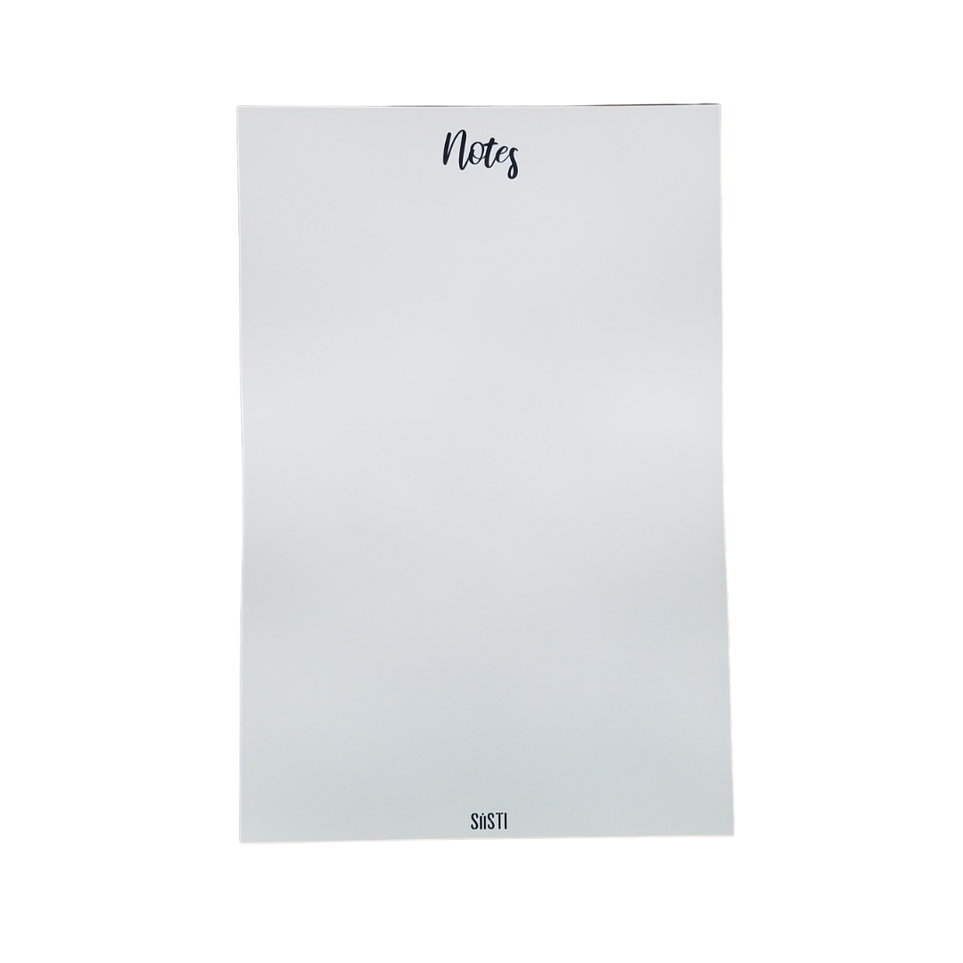 Magnetic Note Planner - WHITE