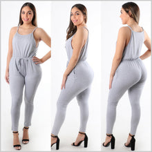 Load image into Gallery viewer, Justice Jumpsuit (Grey)