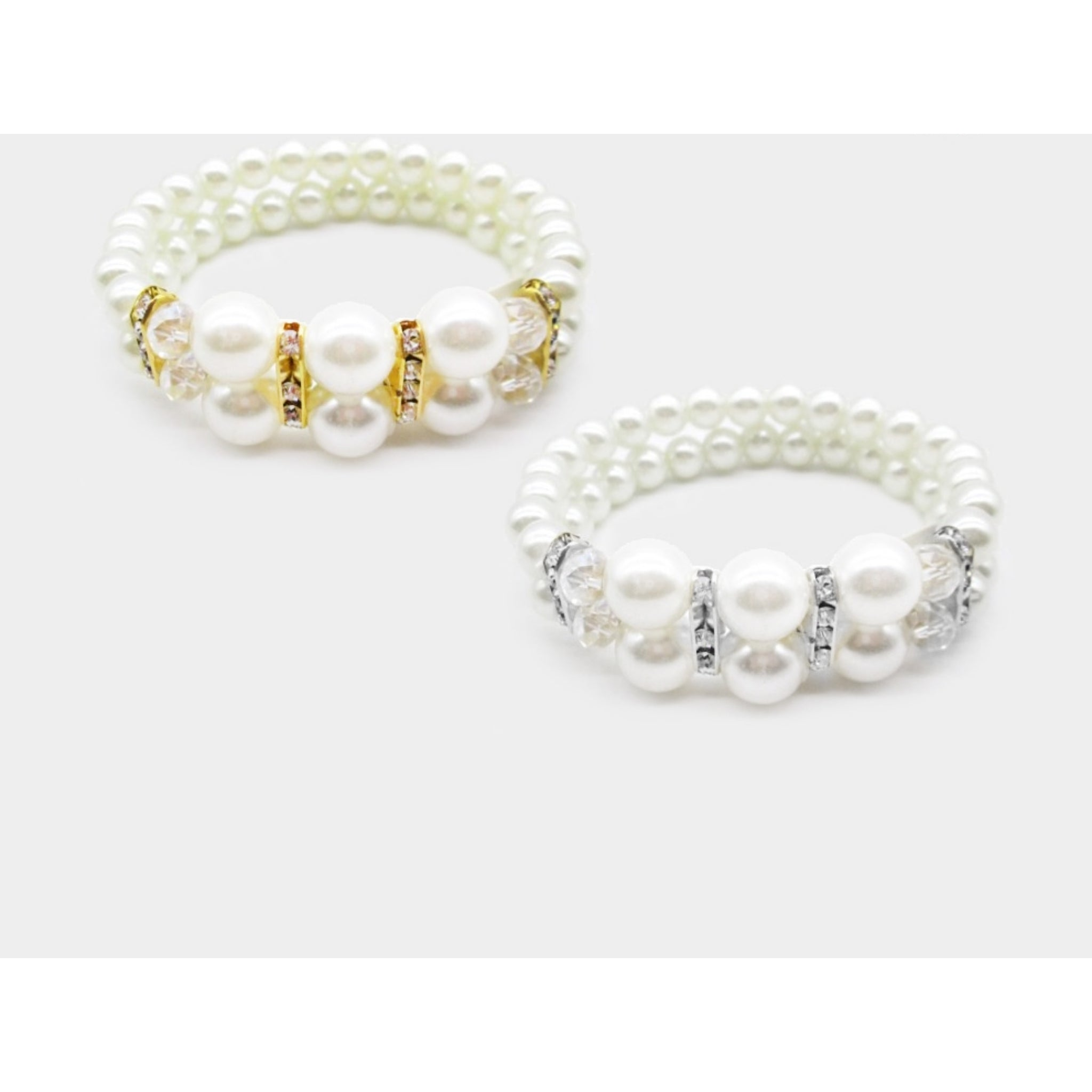 Double Stack Pearls