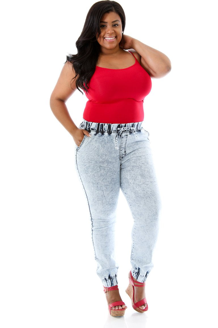 All On Me  Pants (Plus Size)