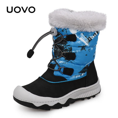 Kids Snow Boots Water