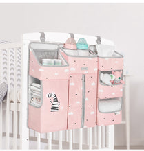 Charger l'image dans la galerie, Bed Hanging Storage Bag Baby