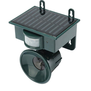 Ultrasonic PIR Outdoor Solar