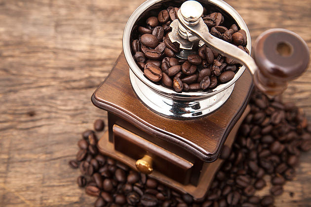 How to grind your coffee at home?