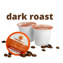 Dark Roast Kcups - Caribbrew