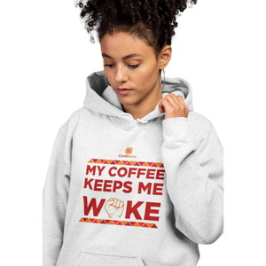 My Coffee Keeps me Woke Sweatshirt