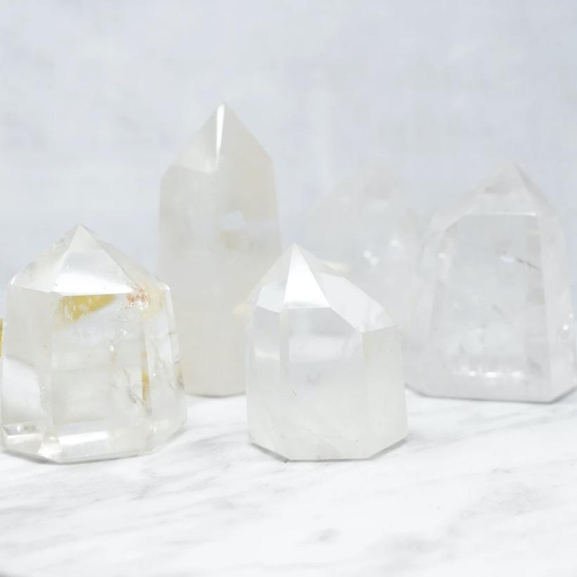 Erin Marcus Designs Crytsal Chunky Quartz Tower
