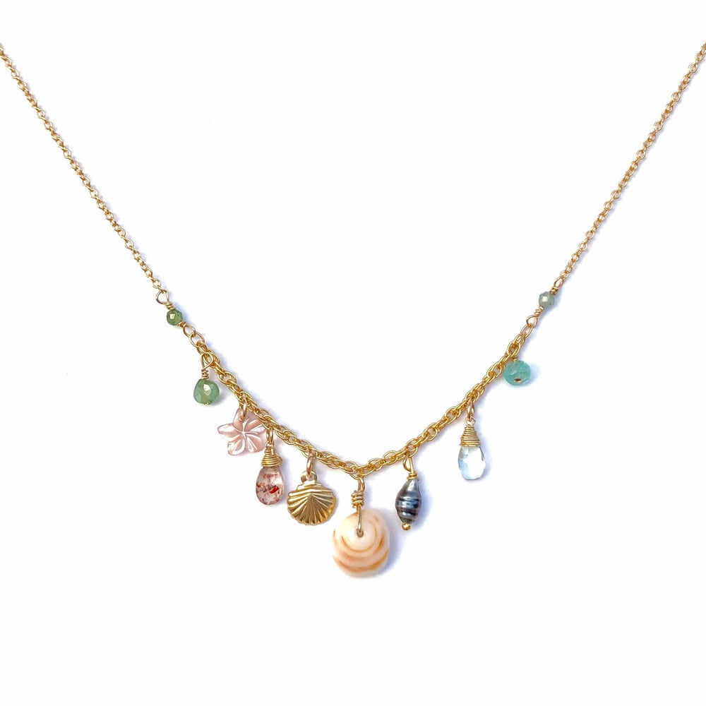 Load image into Gallery viewer, Erin Marcus Designs Necklace Treasures Necklace
