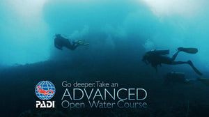 Curs avançat ADVANCED OPEN WATER PADI