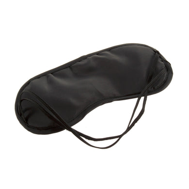 1pc Black Sleeping Eye Mask Blindfold Travel Sleep Aid Cover Light Guide Drop Shipping Wholesale