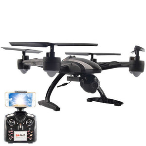 JXD 509W WiFi FPV 720P Camera Headless Mode High Hold 2.4GHZ 4CH 6-Axle RC Quadcopter RTF Mode 2