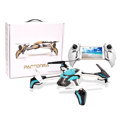 KaiDeng K80 WIFI FPV 2.0MP HD Camera Drone include High-Defintion Anti-collision Induction Modular Customization RC Helicopter