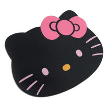 Hello Kitty Cute  Laptop Computer Mouse Pad Mat Pink/Black Color Wholesale Price