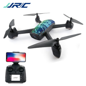 JJRC H55 TRACKER WIFI FPV With 720P HD Camera GPS Positioning RC Drone Quadcopter Camouflage RTF VS JJPRO P130 H37 MJX Bugs 6