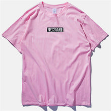 Tokyo Ghoul Cosplay Anime T Shirt Men Letter Printed Length Short Sleeves Suprem Funny T-Shirt Harajuku Hip Hop Swag Summer Tops