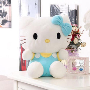 1pcs 20cm Cute High Quality Hello Kitty Plush Stuffed Dolls for Children Baby Toy Hello Kitty Plush Toy Lovely Gift for Children