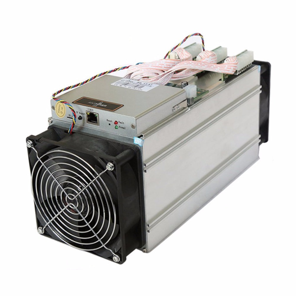 AntMiner S9 13.5T Bitcoin Miner 13.5TH/s ASIC BTC Mining Machine with 2pcs 12038 Cooling Fans