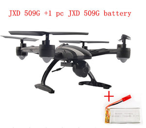 JIN XING DA JXD 509G RC Quadcopter Drone 5.8G FPV With 2.0MP HD Camera Automatic Air Pressure High Headless Mode One Key Return