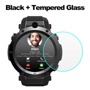 Zeblaze Thor S 3G GPS Smartwatch 1.39inch Android 5.1 MTK6580 1.0GHz 1GB+16GB BT 4 Wearable Device