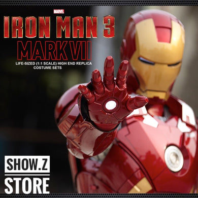 Killerbody 1:1 Iron Man MK7 Wearable Armour Finished Version Wearable Suit Cosplay Costume Custom