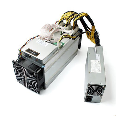 Charger AntMiner S9 13.5Th/s Asic Miner Bitcoin 16nm BTC Mining machine bitmain with power supply