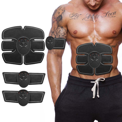 ABS Training Muscle Toner Abdominal Smart Fitness Machine Set