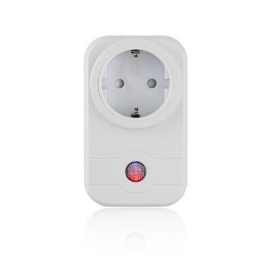 4pcs Wireless 2000W WiFi Smart Socket Outlet Remote Control Alexa Voice Control / Timer EU Plug