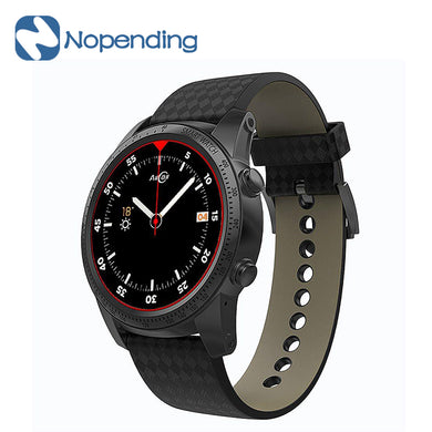 ALLCALL W1 3G Smartwatch Phone Android 5.1 MTK6580 Quad Core 1.3GHz 2GB/16GB GPS Bluetooth 4.0 Watch-Phone MTK6580M for Android