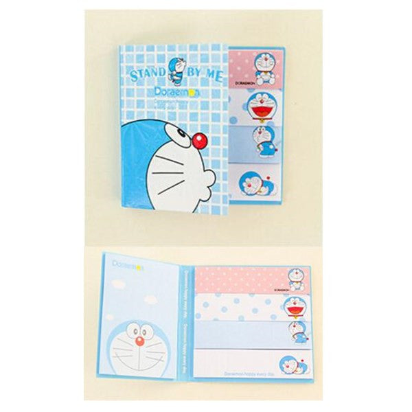 Kawaii Hello Kitty Totoro Doraemon Baymax Post it Memo Pad Cute Cartoon Self-adhesive Sticky Notes School Office Supplies 01963