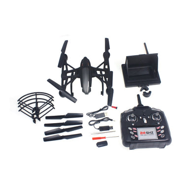 F16324 JXD 509G 5.8G FPV One-Key-return & Take Off Barometer Set High RC Quadcopter with HD Monitor RTF