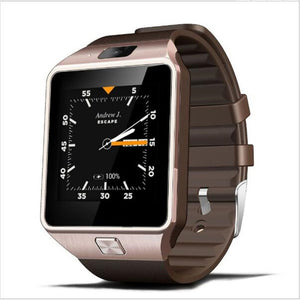 Qw09 bluetooth wifi smart watch reloj android 4.4 mtk6572 dual core 1.2 GHz ROM 4GB RAM512MB Smartwatch Para Android iOS PK GT88