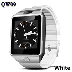 RsFow 3G WIFI QW09 Android Smart Watch DZ09 MTK6572 512MB/4GB Bluetooth 4.0 Real-Pedometer SIM Card Call Anti-lost Smartwatch