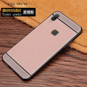 Case Vivo V9 / Vivo Y85 Leather Cases For Vivo V9  6.3inch Phone Fitted Case Vivo Y85 Phone Bag Case