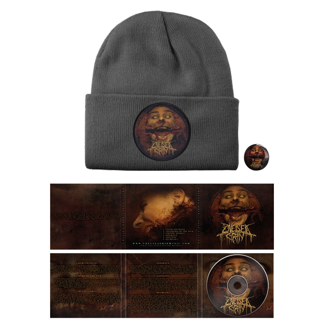 Self Titled EP and Beanie