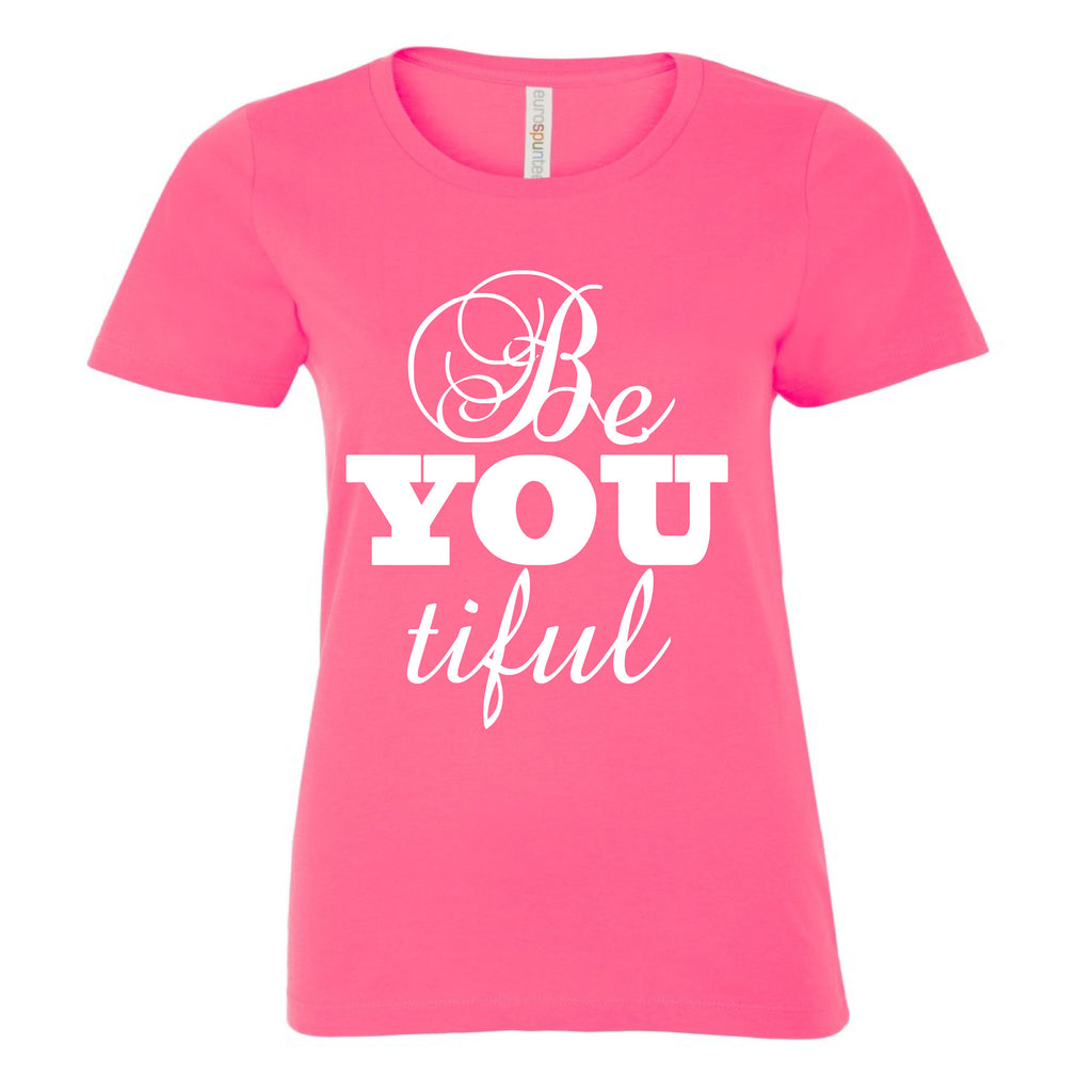 """beYOUiful"" Short Sleeve T-Shirt"