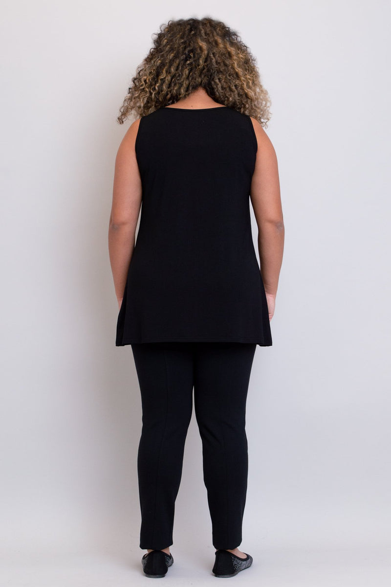The Brandy Tank - Black