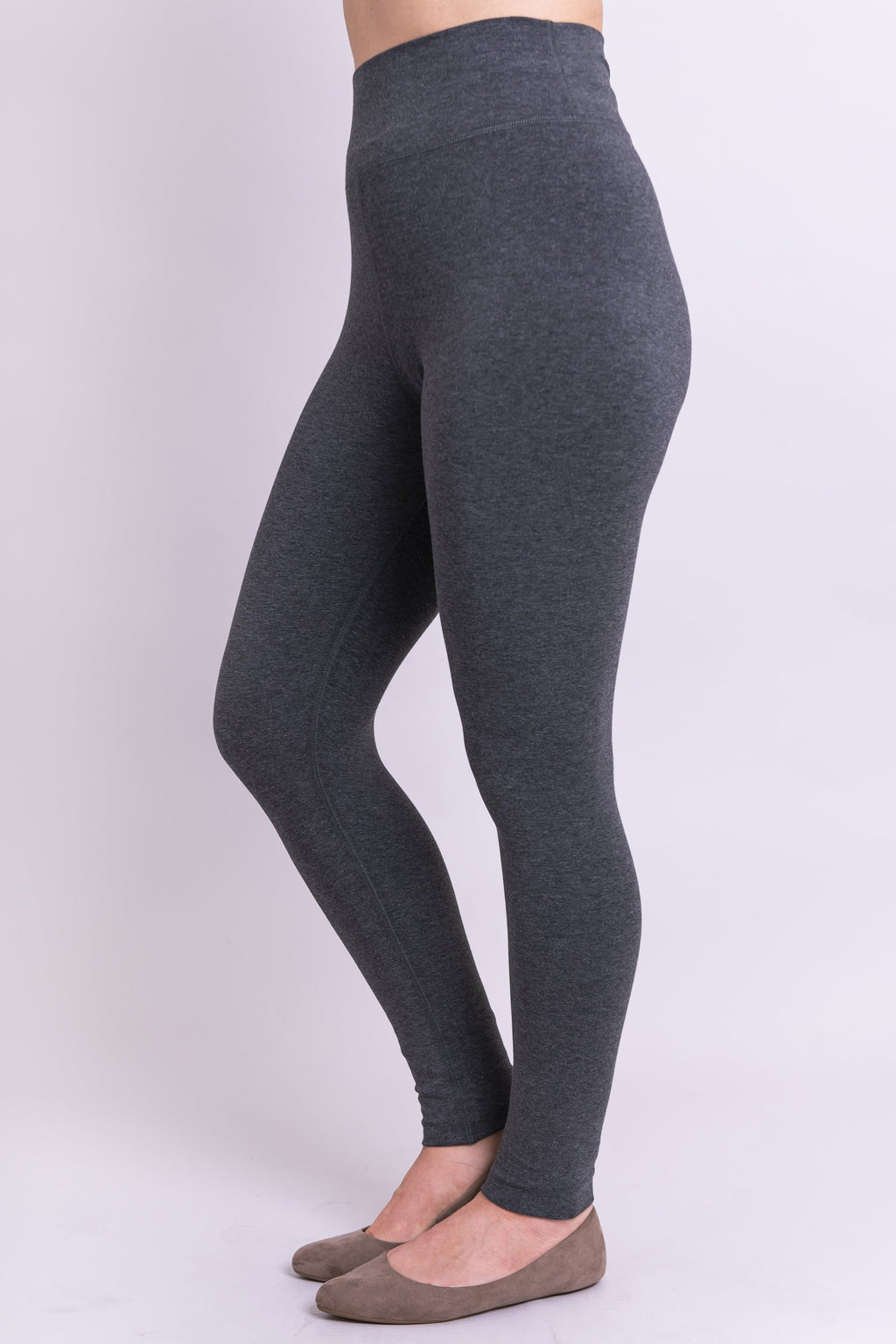 The Riley Leggings - Grey