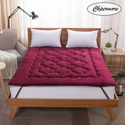Chpermore Fale Tatami Foldable Student single double dormitory Mattresses For Family Bedspreads King Queen Twin Full Size