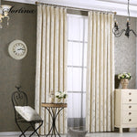 Room Window Blackout Grey Lounge Curtain Ready Bedroom Living Room Door Roman Christmas Jacquard Chenille Curtain Short Drapes
