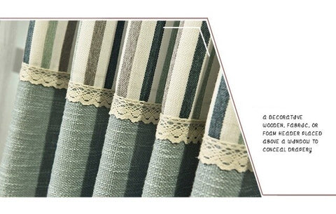 Chenille Patchwork Curtain Fabric Light Blocking Cotton Hemp Curtains Blackout Curtains for Living Room for Bedrooms