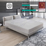Royal Sleep Xfresh Premium Mattress viscoelastic 21cm comfort and firmness beds Dorm room marriage bed and Individual