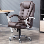 Executive Chair Office Furniture Office Massage Reclining  Rotating Ergonomics Boss Chair Household Computer Lifting And