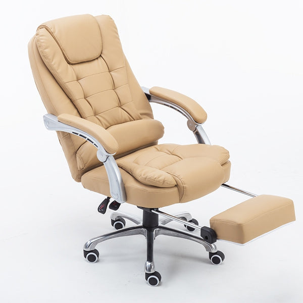 Office Furniture Massage RecliningRotating Ergonomics Boss Household Computer Lifting And Executive Chair