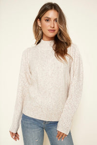 Darby Marled Sweater