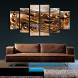 Extra Large Abstract Wall Art Hd Print Modern Painting Canvas Dining Room