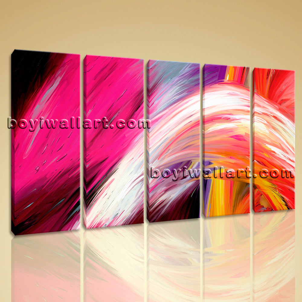 Large Abstract Painting Wall Decor Home Dining Room Canvas Print